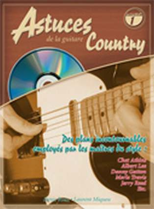 Denis Roux y otros.: Astuces de la guitare Country 1