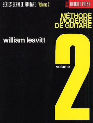 William G. Leawitt: Méthode moderne de guitare 2