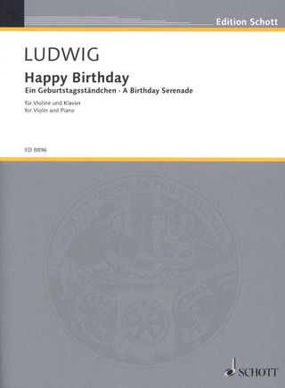 Ludwig, Claus-Dieter: Happy Birthday (1997)
