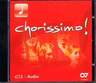 c!2 Chorissimo - Audio-CD2