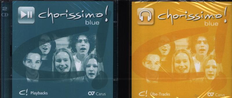 chorissimo! blue – BASIS Set (2)