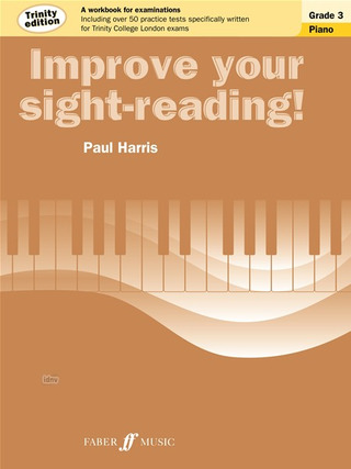 Paul Harris: Improve your sight-reading! Grade 3