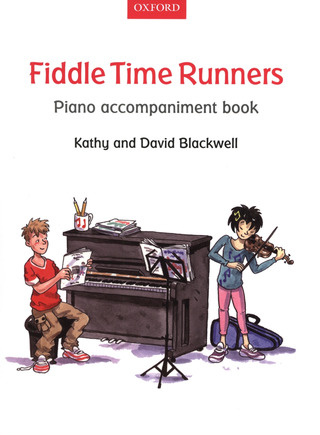 Blackwell Kathy + David: Fiddle Time Runners 2