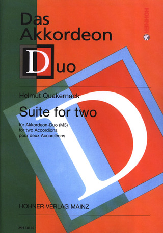 Helmut Quakernack: Suite for two