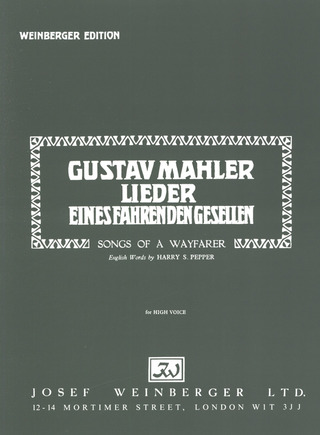Gustav Mahler: Songs of a Wayfarer