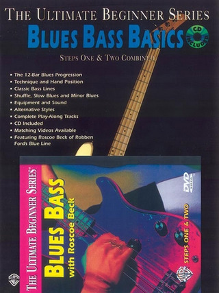 Beck Roscoe: Blues Bass Basics 1 + 2