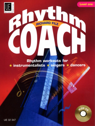 Richard Filz: Rhythm Coach Level 1