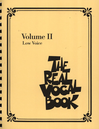 The Real Vocal Book 2 – Low Voice