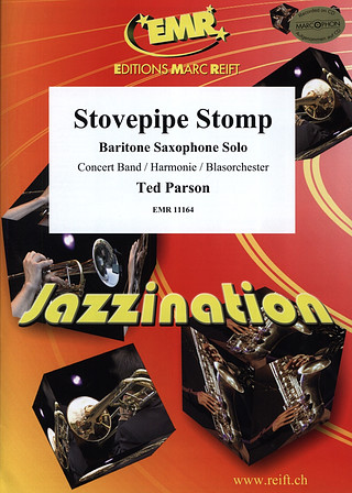 Parson, Ted: Stovepipe Stomp