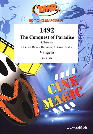 Vangelis: The Conquest of Paradise