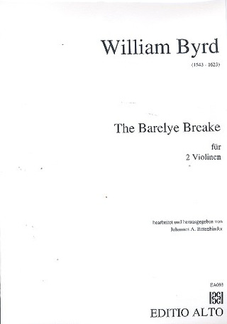William Byrd: The Barelye Breake
