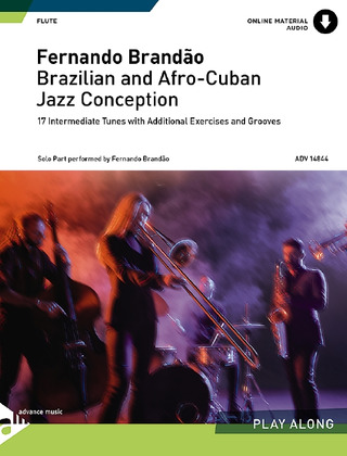 Brandão, Fernando: Brazilian and Afro Cuban Jazz Conception