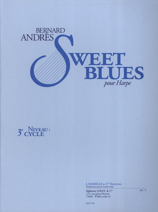 Bernard Andrès: Sweet Blues