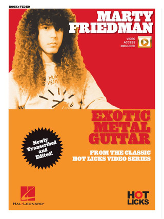 Marty Friedman – Exotic Metal Guitar