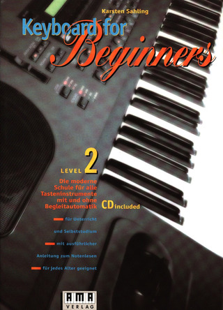 Sahling Karsten: Keyboard For Beginners II (1995)