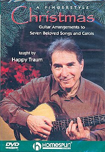 Happy Traum: Fingerstyle Christmas (Traum) Dvd