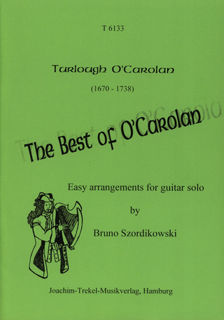 O.'Carolan Tourlough: Best Of O'Carolan