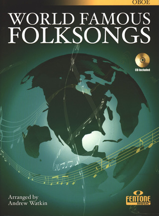 World Famous Folksongs – Oboe