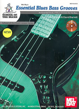 David Barrett et al.: Essential Blues Bass Grooves