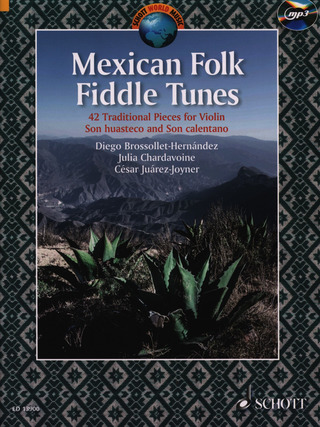 Mexican Folk Fiddle Tunes