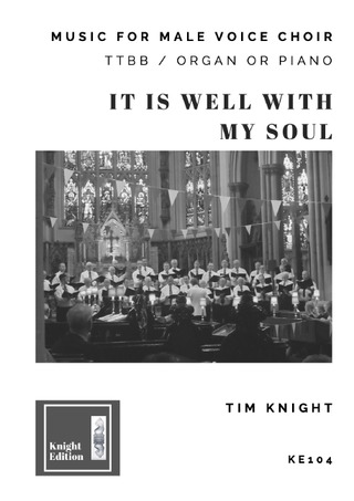 Tim Knight: It Is Well With My Soul