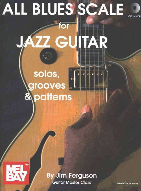 Jim Ferguson: All Blues Scale for Jazz Guitar
