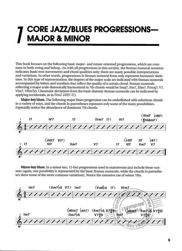 Jim Ferguson: All Blues Scale for Jazz Guitar (1)