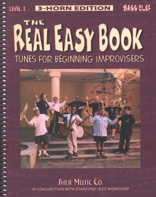 The Real Easy Book 1 – Bass Clef