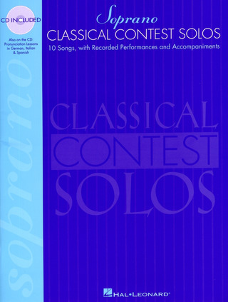 Classical Contest Solos