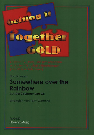 "Harold Arlen: Somewhere over the Rainbow aus ""Der Zauberer von Oz"""