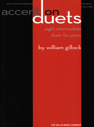 William Gillock: Accent On Duets