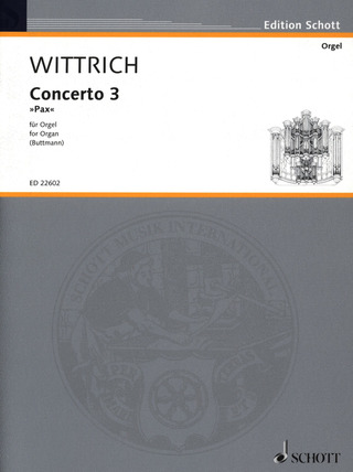 Peter Wittrich: Concerto 3