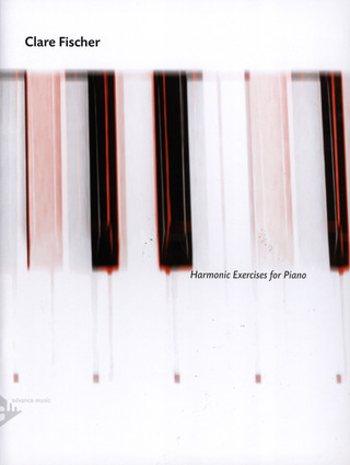 Clare Fischer: Harmonic Exercises for Piano