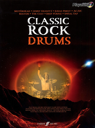 Classic Rock Drums Playalong