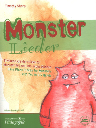 Timothy Sharp: Monsterlieder