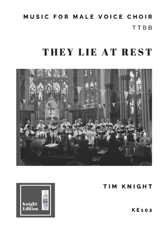 Tim Knight: They Lie At Rest