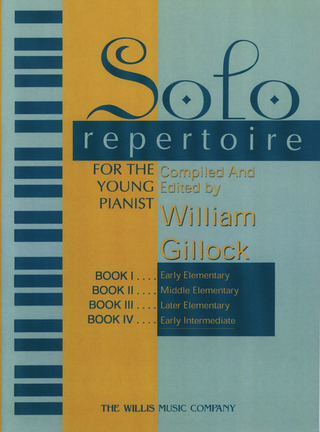 Solo Repertoire For The Young Pianist 4