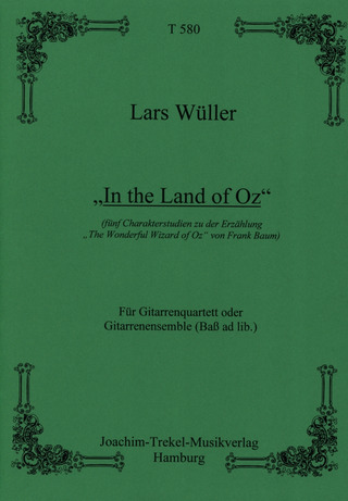 Wueller Lars: In The Land Of Oz