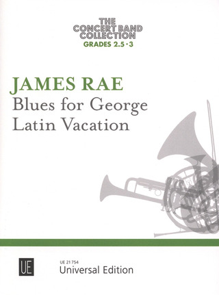 James Rae: Blues for George / Latin Vacation
