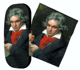 Beethoven Spectacle Case