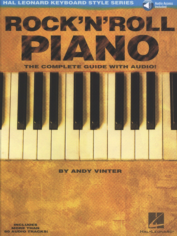 Andy Vinter: Rock'n'Roll Piano