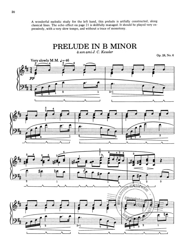 Frédéric Chopin: 14 of his easiest Piano Selections (3)