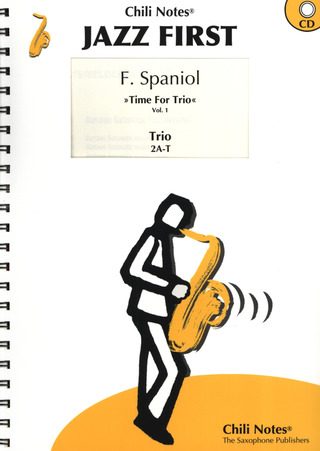 Frank Spaniol: Time for Trio 1