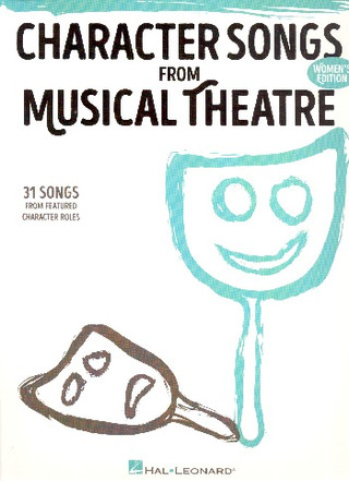 Character Songs From Musical Theatre - Women's Edition