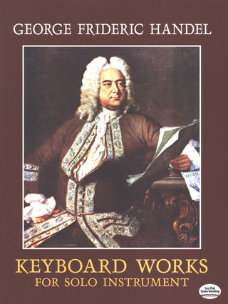 Georg Friedrich Händel: Handel, Gf Keyboard Works For Solo Instruments