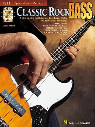 David Keif: Classic Rock Bass