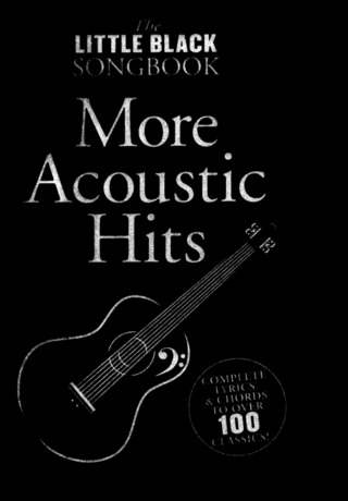 The Little Black Songbook – More Acoustic Hits