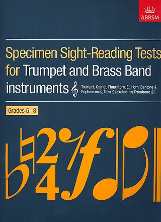 Specimen Sight Reading Tests Grade 6-8