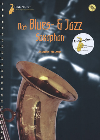 Jacques Helmus: Das Blues- & Jazz-Saxophon
