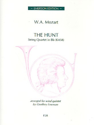 Wolfgang Amadeus Mozart: The Hunt KV 458